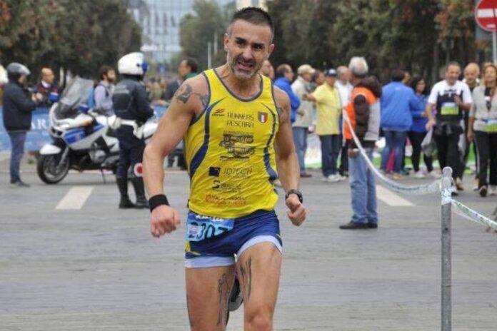 Nino Di Francesco (foto Gabriele Di Fulvio)