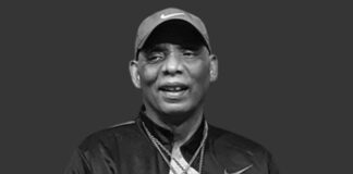 "Clarence ""Arnie"" Robinson (foto world athletics)"