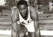 Rafer Johnson (foto archivio UCLA athletics)