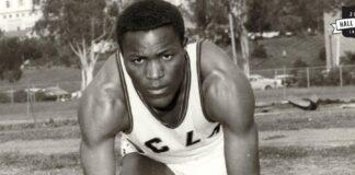 Rafer Johnson (foto archivio UCLA athletics)