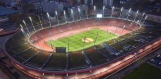 Letzigrund Stadion Zurigo (foto archivio)