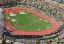 Stadio Eugene-Oregon (foto archivio)