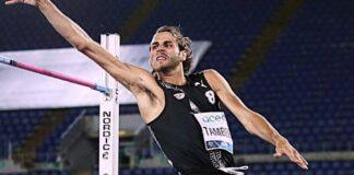 Gianmarco Tamberi (foto archivio)