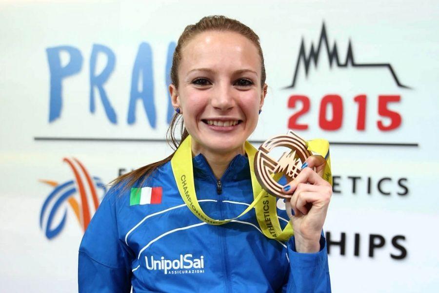 Federica Del Buono (foto European Athletics)