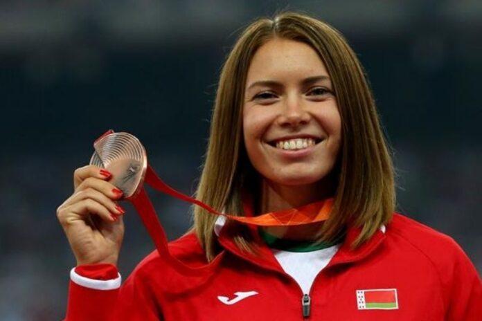 Alina Talay (foto world athletics)