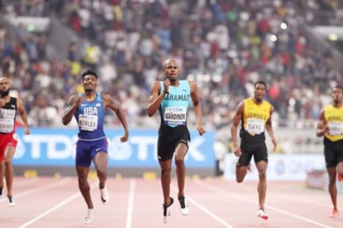 Steven Gardiner (foto world athletics)