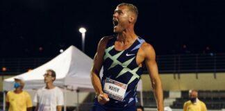 Kevin Mayer (foto archivio)