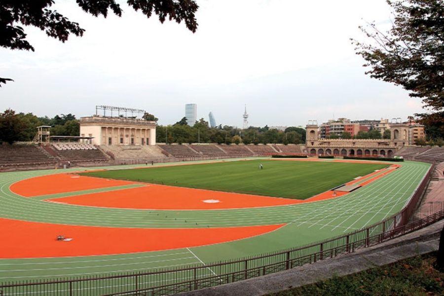 Arena Civica Milano (foto archivio Comune)