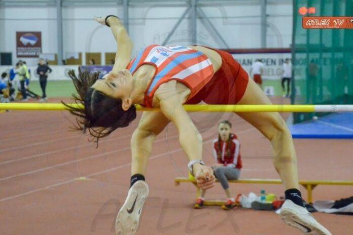 Angelina Topic (foto Serbian Athletics)
