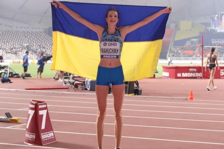 Yaroslava Mahuchikh (foto World Athletics)