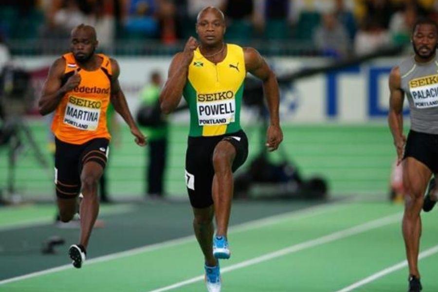 Asafa Powell (foto World Athletics)