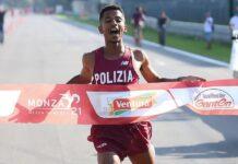 Eyob Faniel (foto mezza Monza 2020)