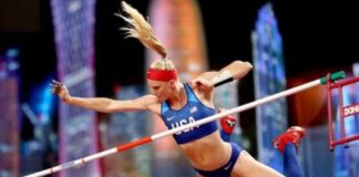 Sandi Morris (foto world athletics)