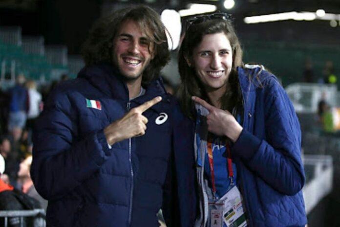 Gianmarco Tamberi-Alessia Trost (foto archivio)