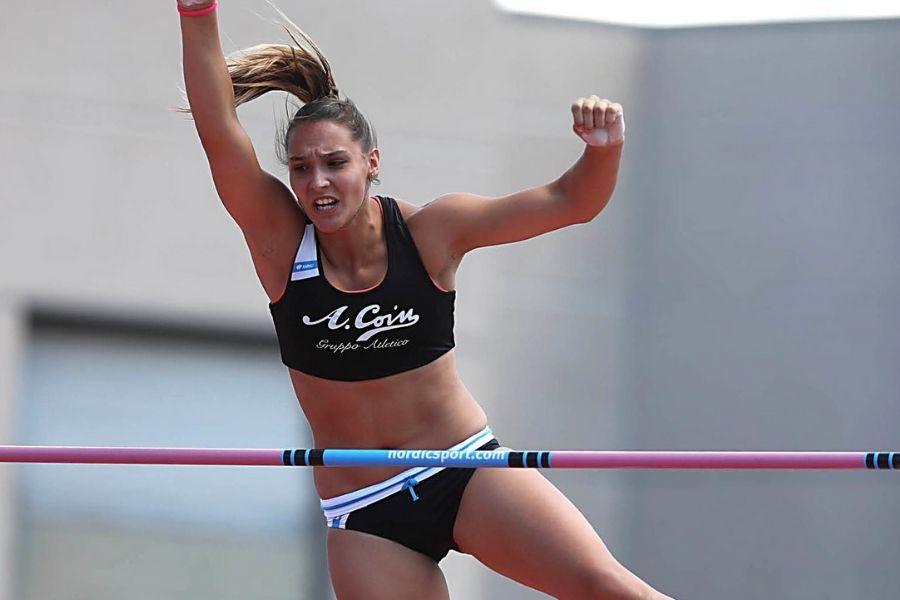 Elisa Molinarolo (foto archivio)