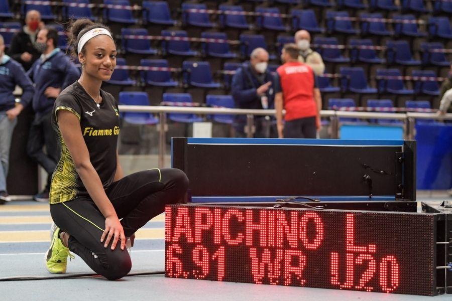 Larissa Iapichino (foto Grana/FIDAL)