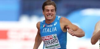 Massimiliano Ferraro (foto European Athletics)