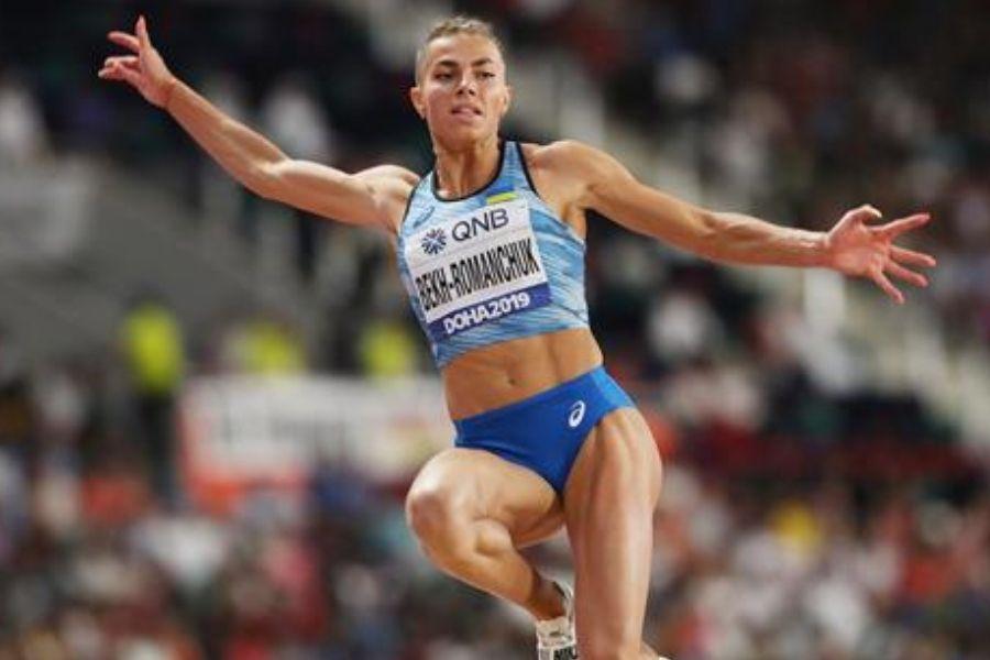 Maryna Bekh-Romanchuk (foto world athletics)