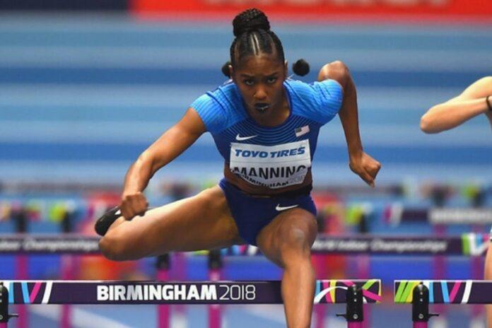 Christina Clemons (foto world athletics)