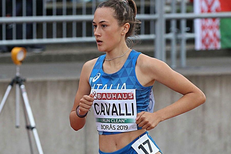 Ludovica Cavalli (foto FIDAL)