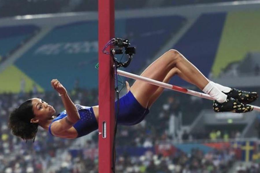 Vashti Cunningham (foto world athletics)
