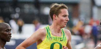 Cooper Teare (foto University of Oregon Athletics)