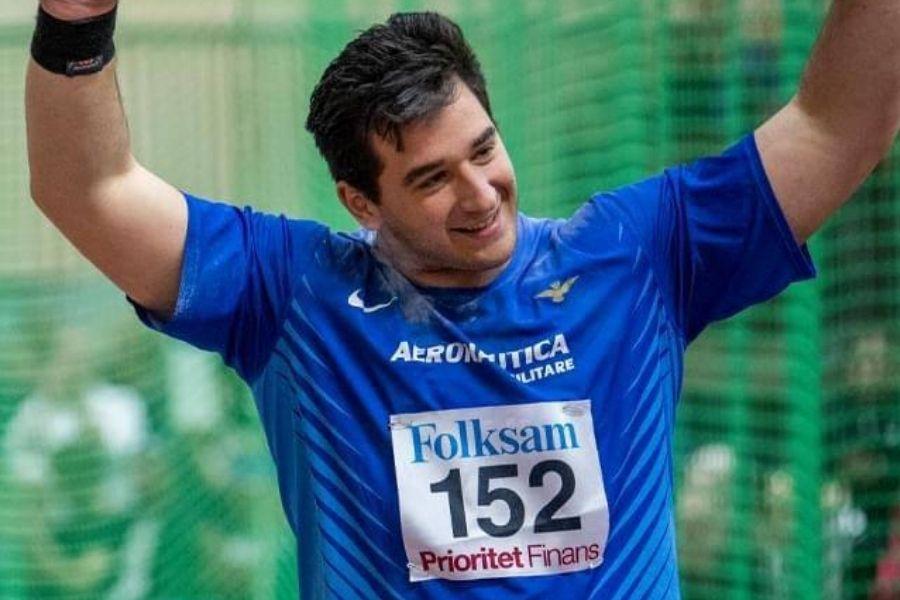 Leonardo Fabbri (foto European Athletics)