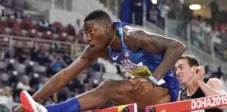 Grant Holloway (foto world athletics)