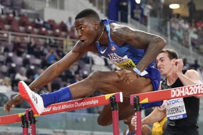 Grant Holloway (foto world athletics)