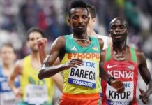 Selemon Barega (foto world athletics)