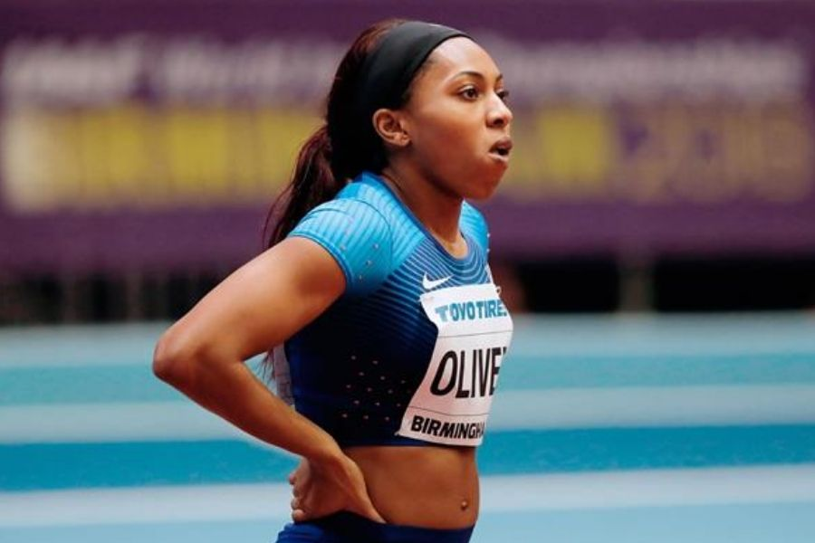 Javianne Oliver (foto world athletics)