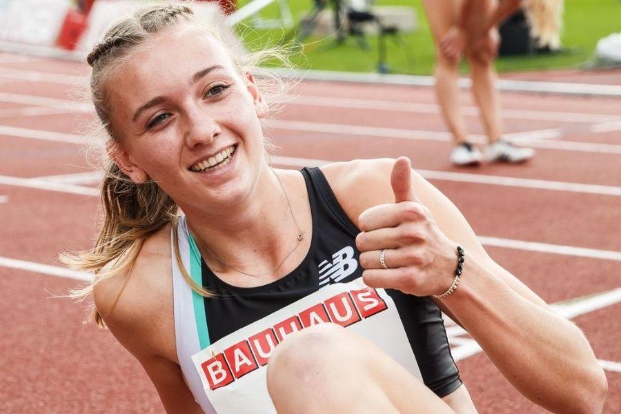 Femke Bol (foto World Athletics)