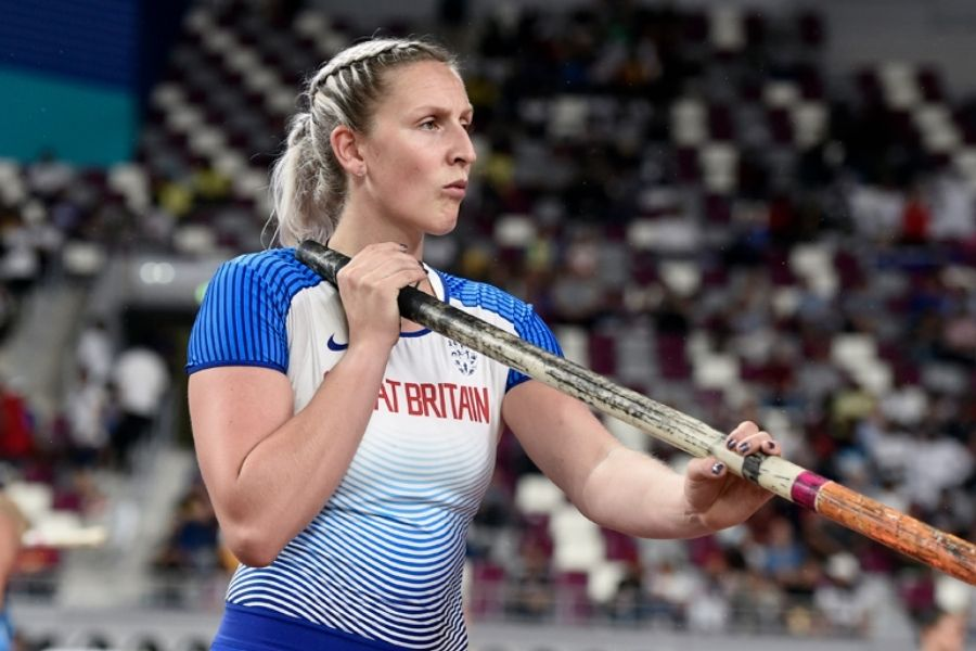 Holly Bradshaw (foto Athletics Weekly)