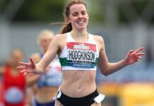 Keely Hodginkson (foto Athletics Weekly)