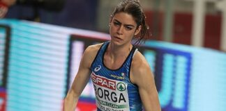 Rebecca Borga (foto Colombo/FIDAL)