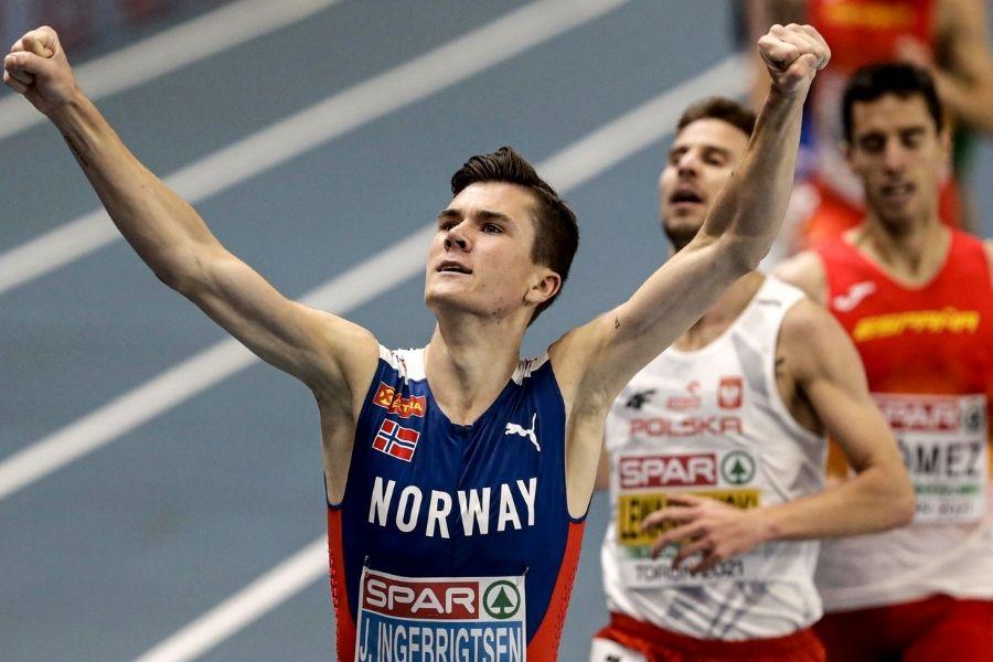 Jacob Ingebrigtsen (foto European Athletics)