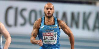 Marcell Jacobs (foto Colombo/FIDAL)