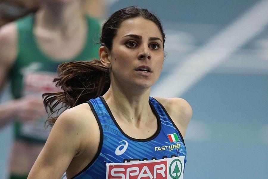 Elena Bellò (foto Colombo/FIDAL)
