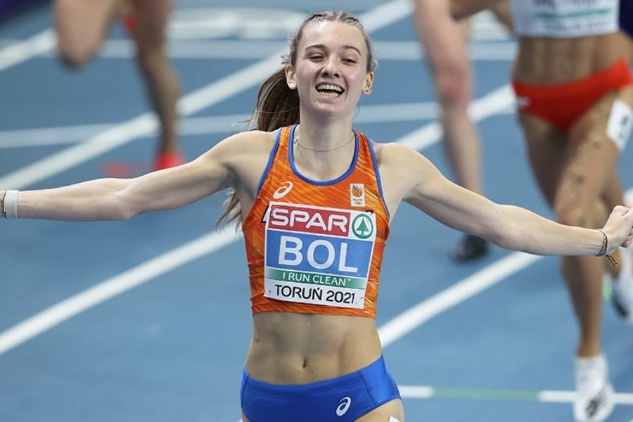 Femke Bol (foto European Athletics)