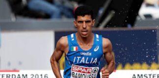 Abdoullah Bamoussa (foto FIDAL)