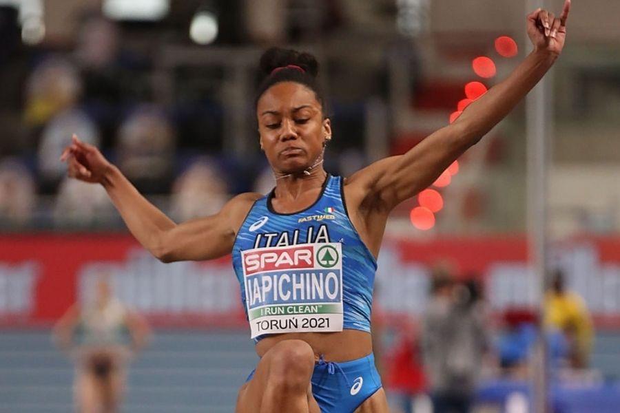 Larissa Iapichino (foto Colombo/FIDAL)