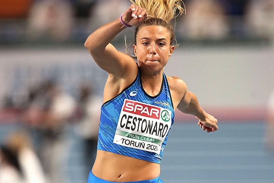 Ottavia Cestonaro (foto Colombo/FIDAL)