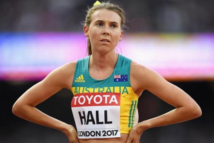 Linden Hall (foto world athletics)