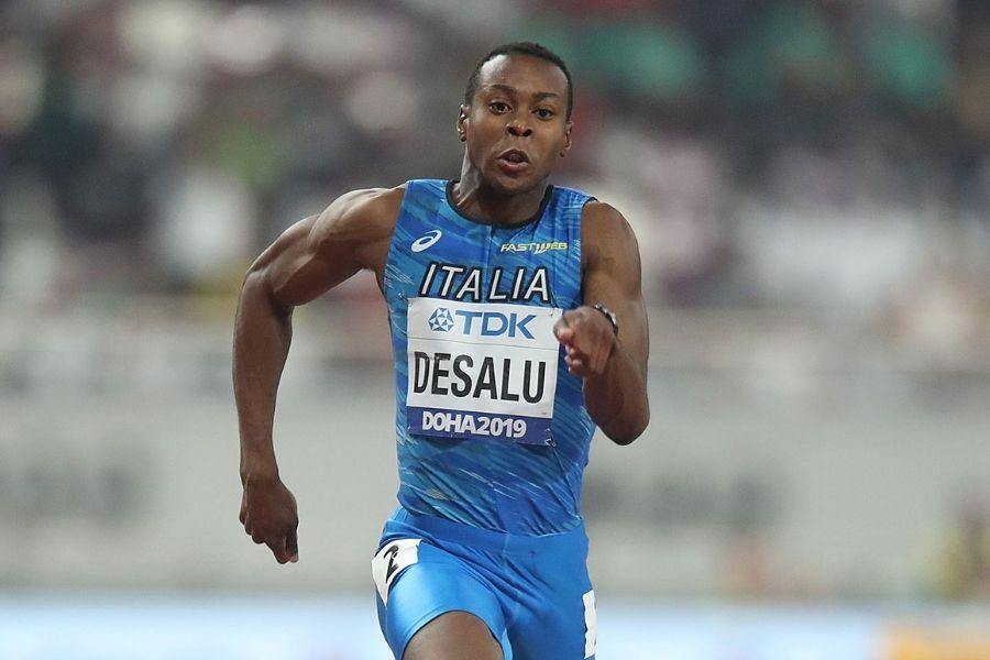 Fausto Desalu (foto Colombo/FIDAL)