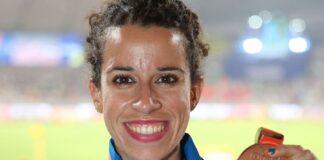 Eleonora Anna Giorgi (foto Colombo/FIDAL)