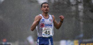Iliass Aouani (foto Grana/FIDAL)