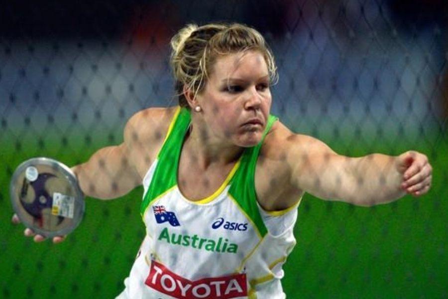 Dani Stevens (foto World Athletics)