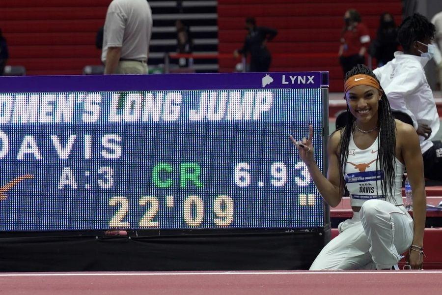 Tara Davis (foto NCAA)