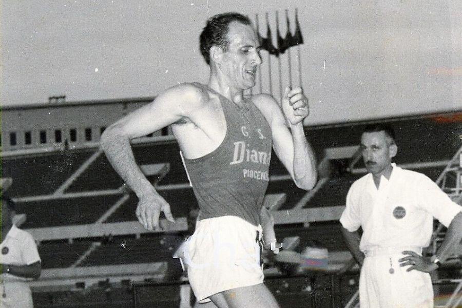 Pino Dordoni (foto archivio storico)