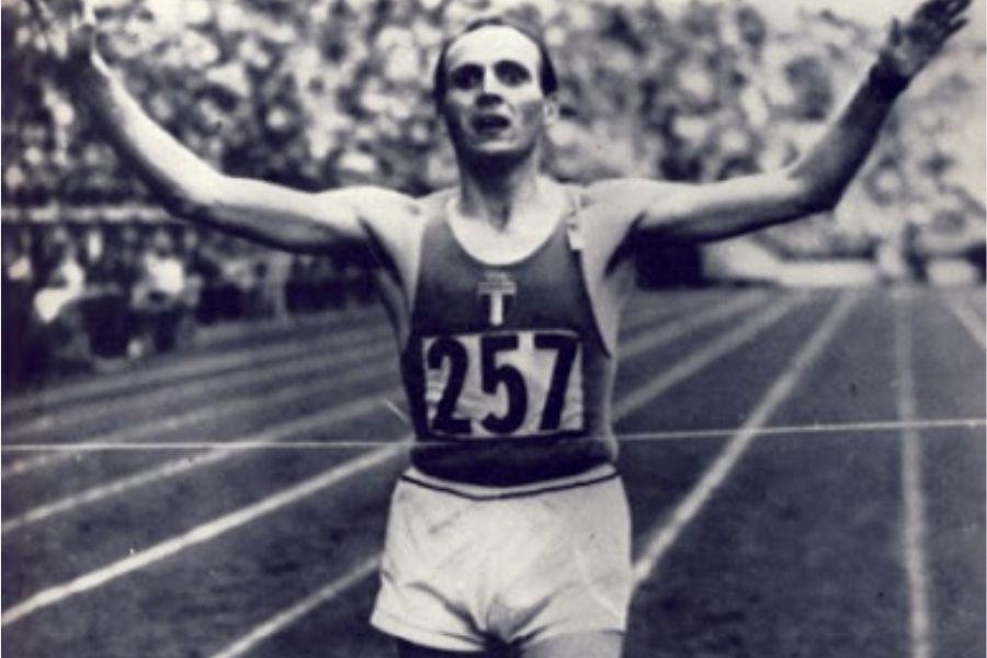 Pino Dordoni (foto archivio storico FIDAL)
